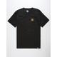ADIDAS Mini Blackbird Mens T-Shirt