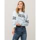 VANS Womens Crop Sweatshirt