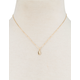 FULL TILT Dainty Feather Necklace