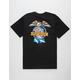LOSER MACHINE x Pabst Blue Ribbon American OG Mens T-Shirt