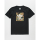 ADIDAS Camo Blackbird Boys T-Shirt