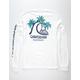 QUIKSILVER Tropics Mens T-Shirt