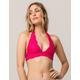FULL TILT Haley Lace Hot Pink Bralette