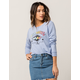 BILLABONG Vintage Womens Crop Tee