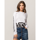 VANS Drop V Womens Crop Tee