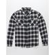 RSQ Pipedown Boys Flannel Shirt