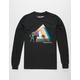 LRG Giraffe Prism Mens T-Shirt