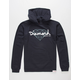 DIAMOND SUPPLY CO. Brilliant Script Boys Hoodie