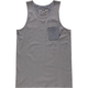 RUSTY Fifty Fifty Mens Tank