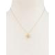 FULL TILT Diamond Flower Necklace