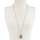 FULL TILT Crystal Long Necklace