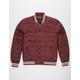 MEMBERS ONLY Varsity Mens Puffer Jacket