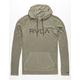 RVCA Graham Pigment Mens Lightweight Hoodie