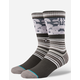 STANCE Scenic Charcoal Mens Socks