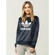 ADIDAS Satin Trefoil Womens Sweatshirt