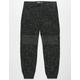 BROOKLYN CLOTH Space Dye Moto Boys Jogger Pants