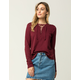 OTHERS FOLLOW Disclosure Womens Top