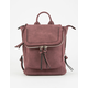 VIOLET RAY Kendall Wine Mini Backpack