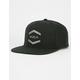 RVCA Double Hex Mens Snapback Hat