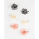 FULL TILT Flower Hair Clips