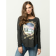BILLABONG Womens Long Sleeve Desert Tee