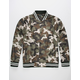 ELWOOD Camo Mens Varsity Jacket