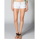 ALMOST FAMOUS Porkchop Pocket Womens Denim Shorts