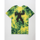 GRIZZLY x MARVEL Hulk Electric Mens T-Shirt