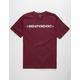 INDEPENDENT Bar Cross Mens T-Shirt