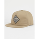 ROARK Script Patch Mens Strapback Hat