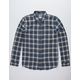 REEF Cold Dip 11 Mens Flannel Shirt