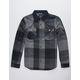 ROARK Nordsman Mens Flannel Shirt