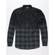 SUPERBRAND Sombrio Mens Flannel Shirt
