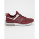 NEW BALANCE 574 Sport Burgundy Mens Shoes