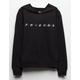 FRIENDS Girls Sweatshirt