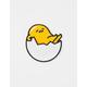 Gudetama Egg Patch
