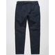 EAST POINTE Moto Knee Twill Mens Jogger Pants