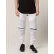 BROOKLYN CLOTH Moto Zip Mens Jogger Pants