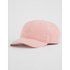 ADIDAS Originals Relaxed Plus Pink Mens Strapback Hat