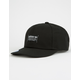 ADIDAS Originals Relaxed Base Black Mens Strapback Hat