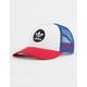 ADIDAS Originals Circle Red, White, & Blue Mens Trucker Hat