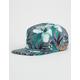 HURLEY Garden Dri-FIT Pure Platinum Mens Snapback Hat