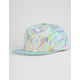 NEFF Wavy Decon Mens Snapback Hat