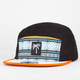 BLVD Native Mens 5 Panel Hat