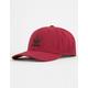 ADIDAS Originals Tech Mesh Burgundy Mens Snapback Hat