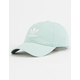 ADIDAS Originals Relaxed Ash Green & White Mens Strapback Hat