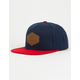 RVCA What Mens Snapback Hat