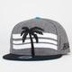 BLVD Ocean Mens Snapback Hat