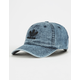 ADIDAS Originals Relaxed Blue Mens Dad Hat