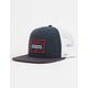 RVCA Billboard Navy Mens Trucker Hat
